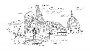 Из Италии с любовью
