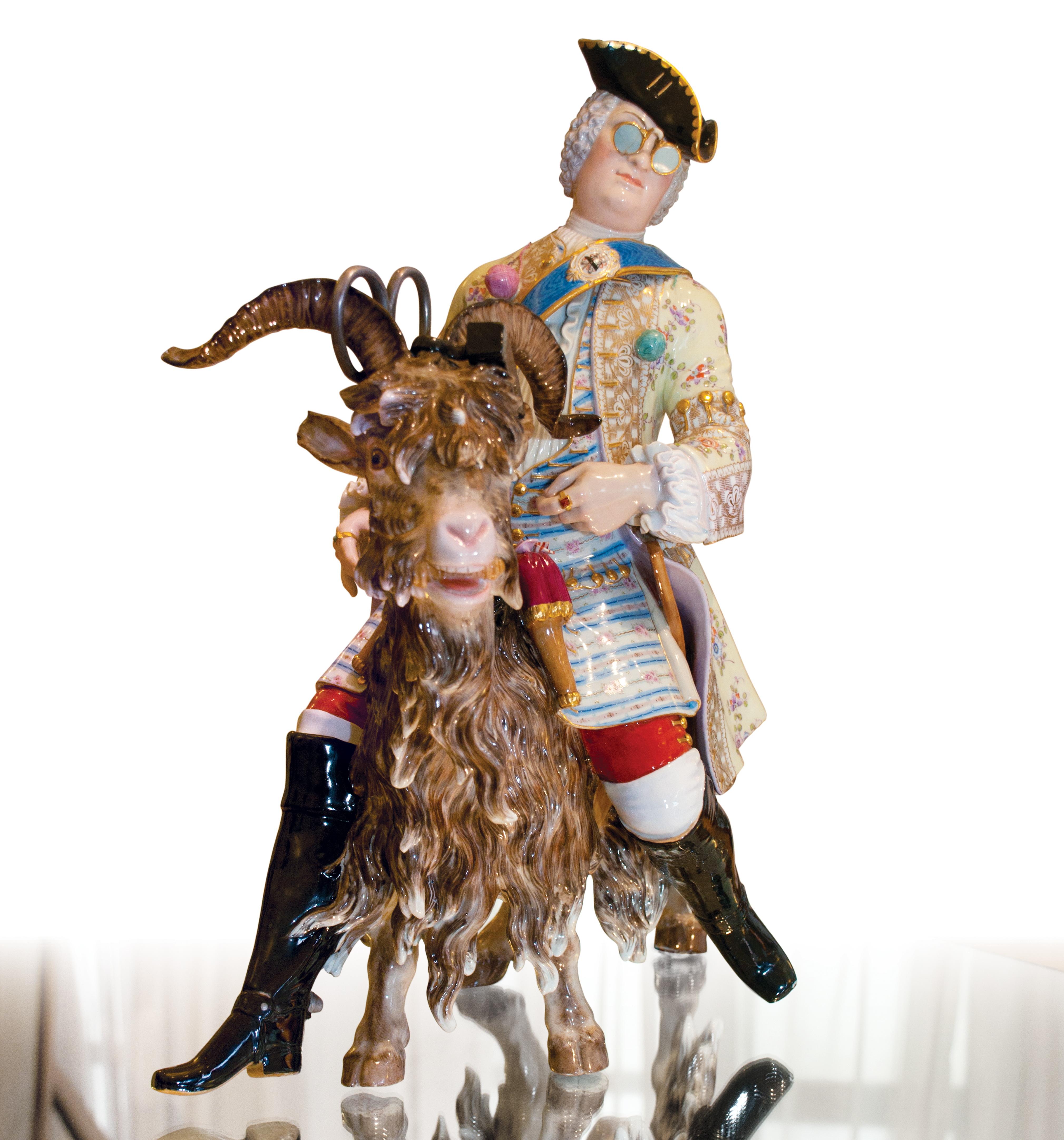 «Портной верхом на козле графа Брюля»