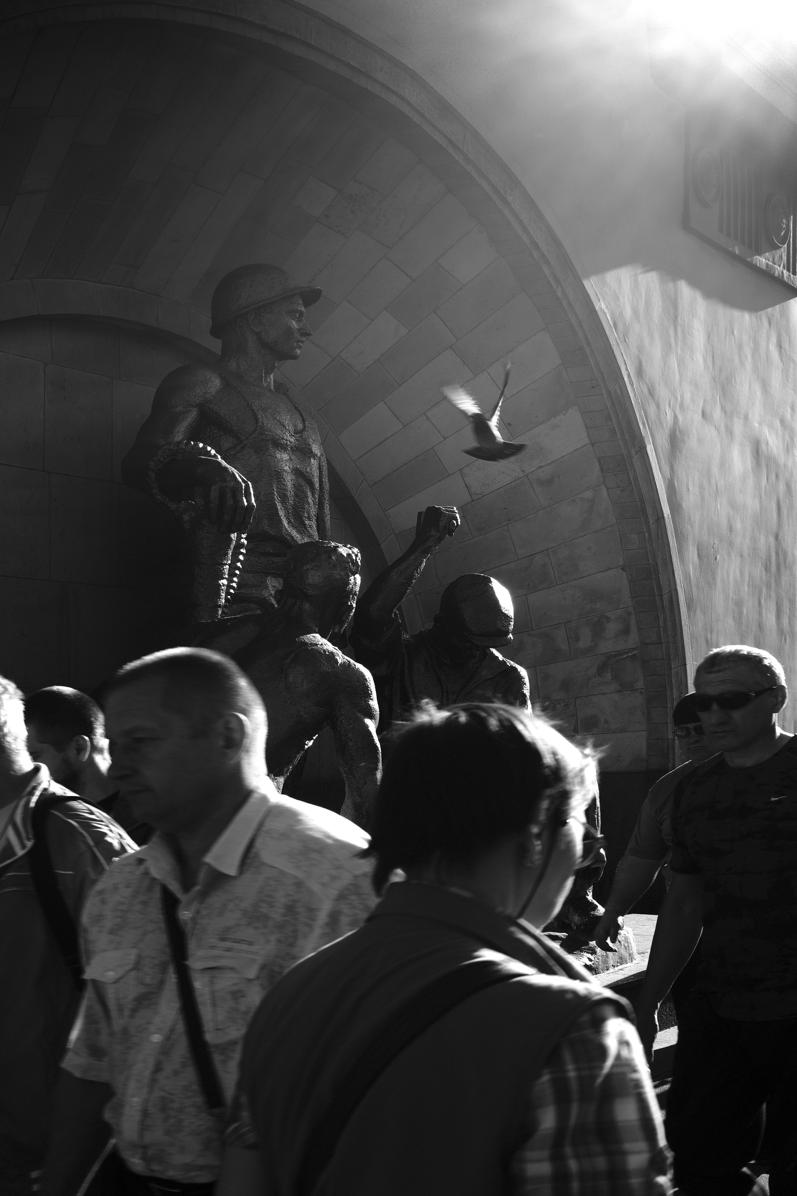 «Москва в деталях» Артемия Ломова