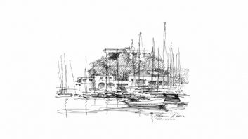 «Архитектурные излишества» Алексея Жоголева