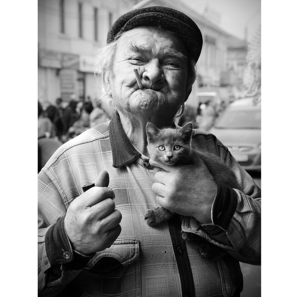 Хвостатые и бесхвостые Игоря Андреева
