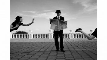 Интуитивно-эстетические «Превращения» Андрея Троицкого