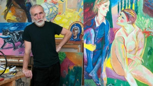 Бесконечный поиск художественного языка Константина Фёдорова