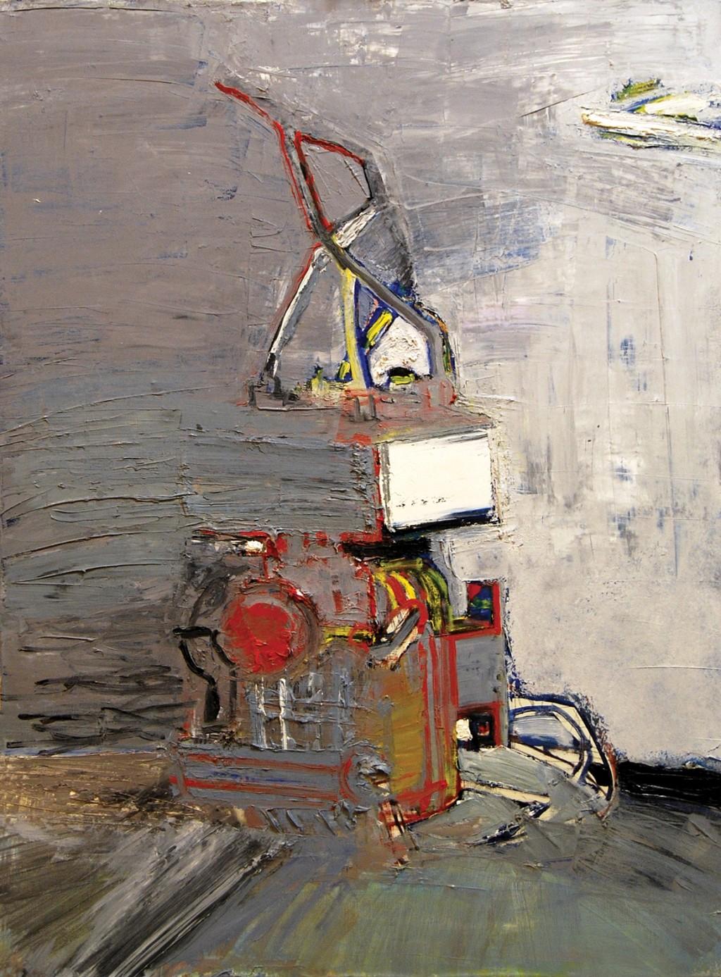 Непрерывность поверхности изображения Ольги Иордан