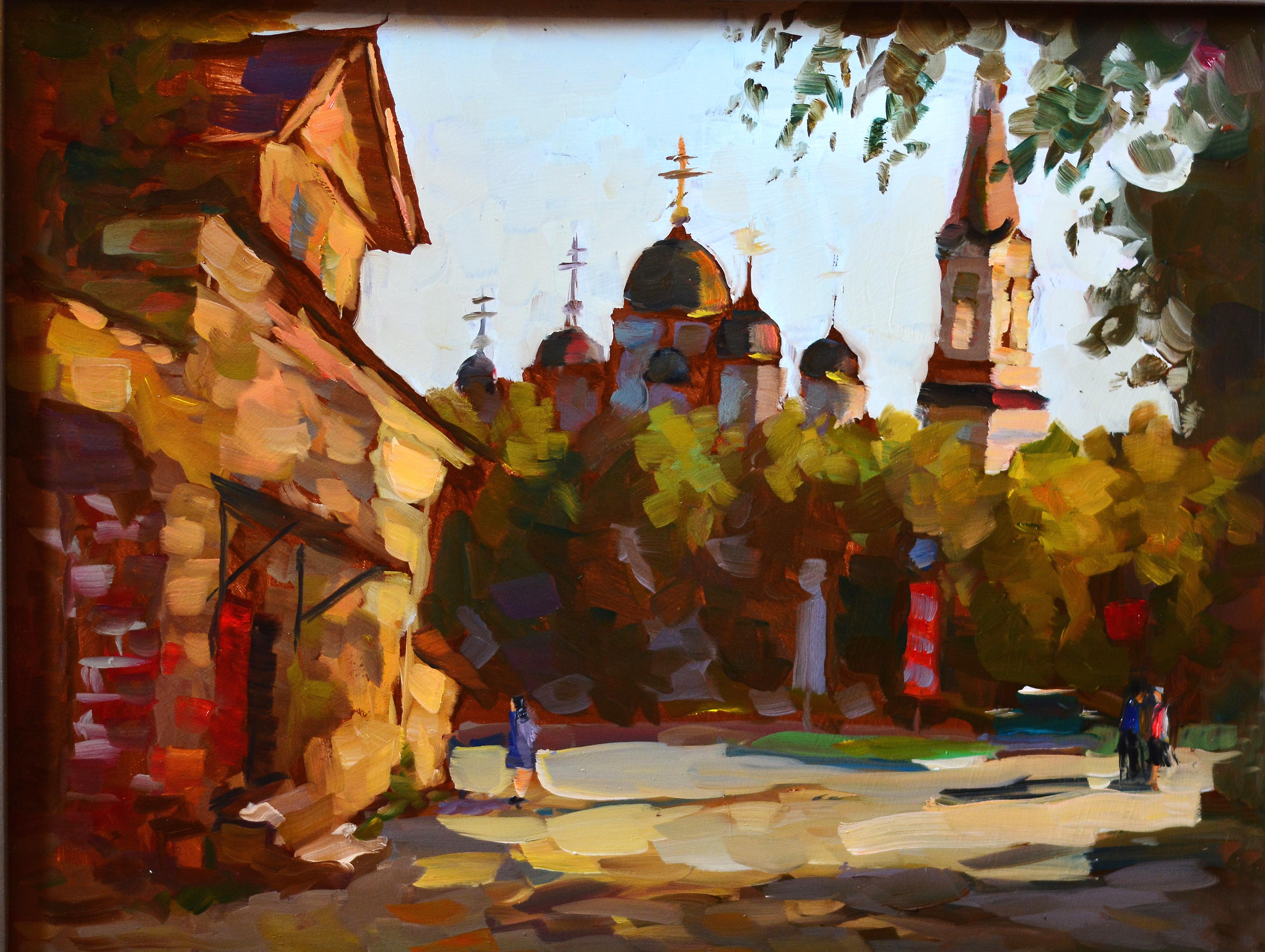 Ритмы города Александра Котова
